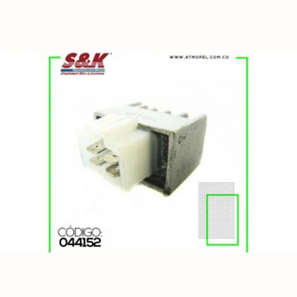 RELAY MOTOR DE ARRANQUE