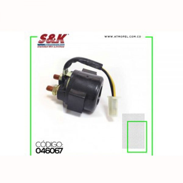 RELAY MOTOR ARRANQUE