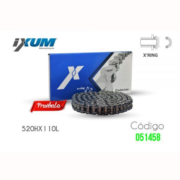 CADENA IXUM X RING