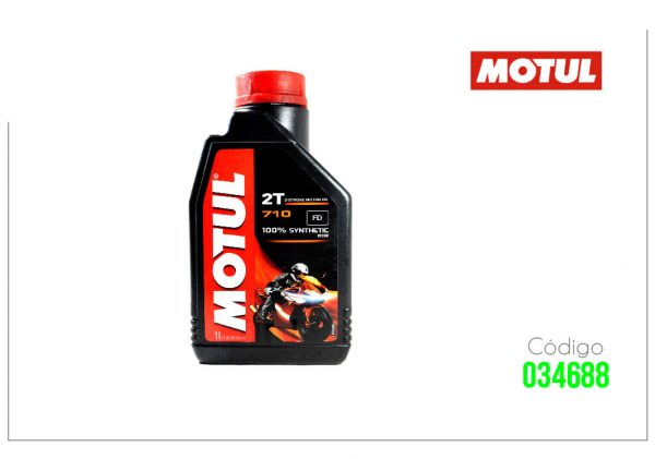 ACEITE LUBRICANTE 710 2T