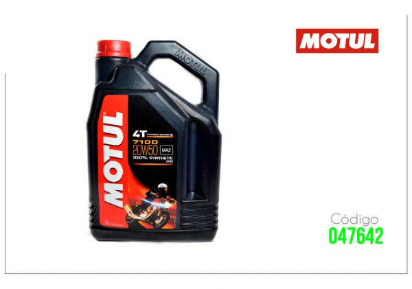 ACEITE LUBRICANTE 7100 4T