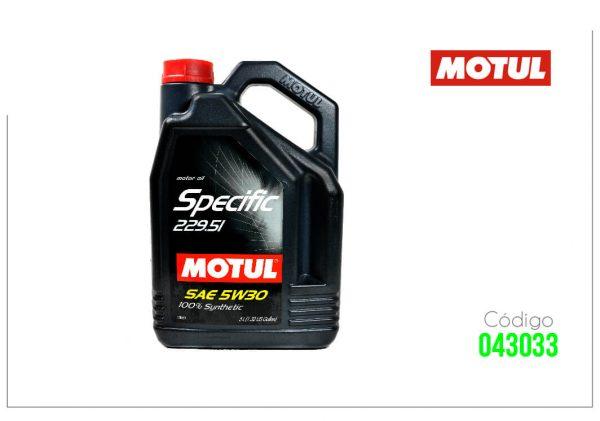 SPECIFIC 229.5