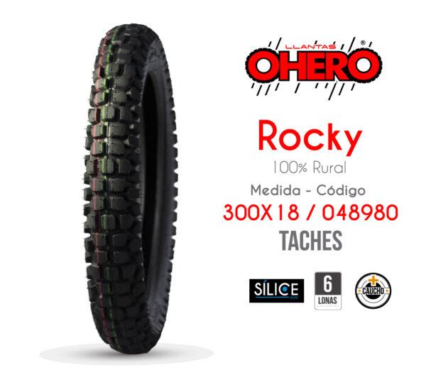 OHERO ROCKY