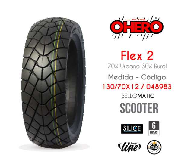 FLEX OHERO SCOOTER