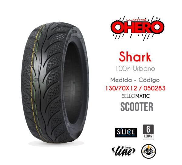SHARK OHERO
