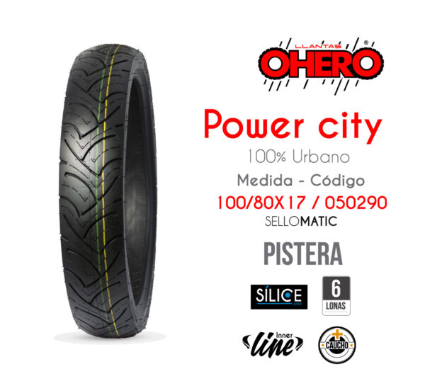 OHERO POWER CITY