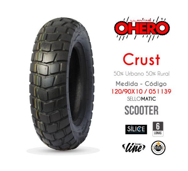 CRUST OHERO
