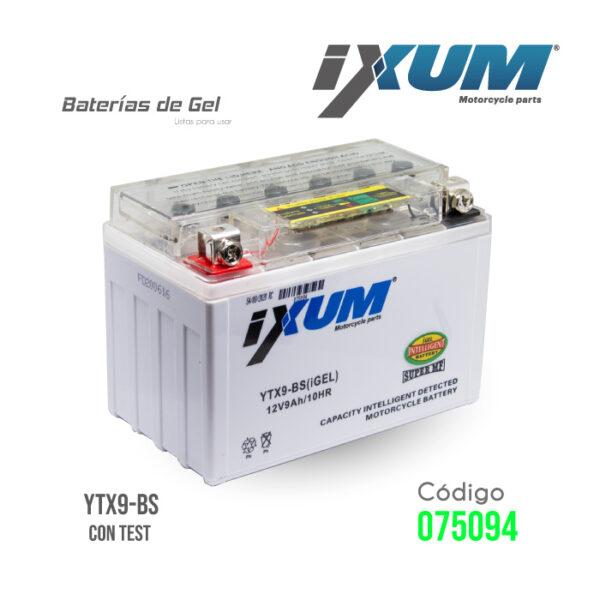 BATERIA IXUM – YTX9-BS