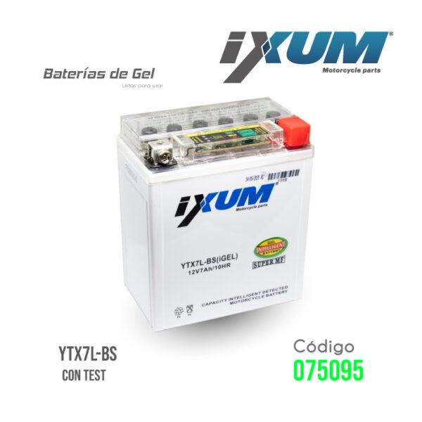 BATERIA IXUM – YTX7L-BS
