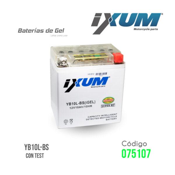 BATERIA IXUM YB10L-BS