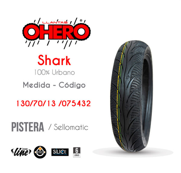 Ohero SHARK N-MAX