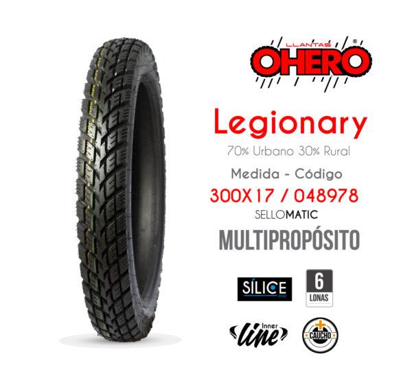 OHERO LEGIONARY
