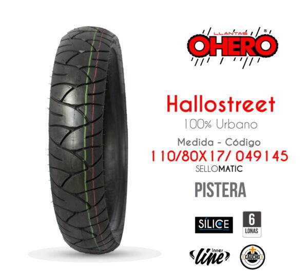 OHERO HALLOSTREET