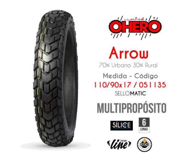 OHERO ARROW