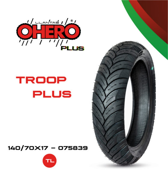 OHERO PLUS – TROOP PLUS