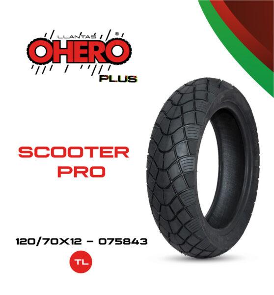 OHERO  PLUS – SCOOTER PRO
