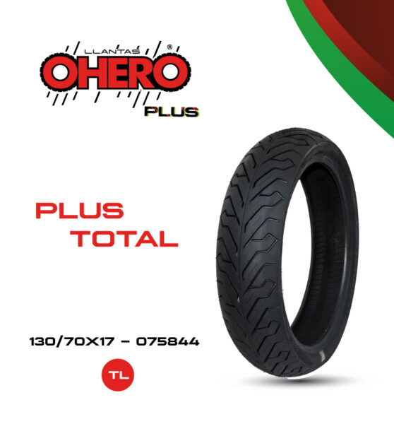 OHERO PLUS – PLUS TOTAL