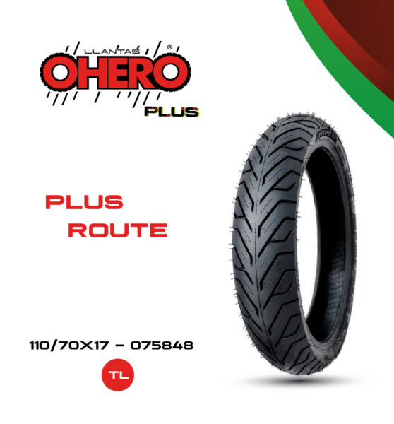 OHERO PLUS – PLUS ROUTE