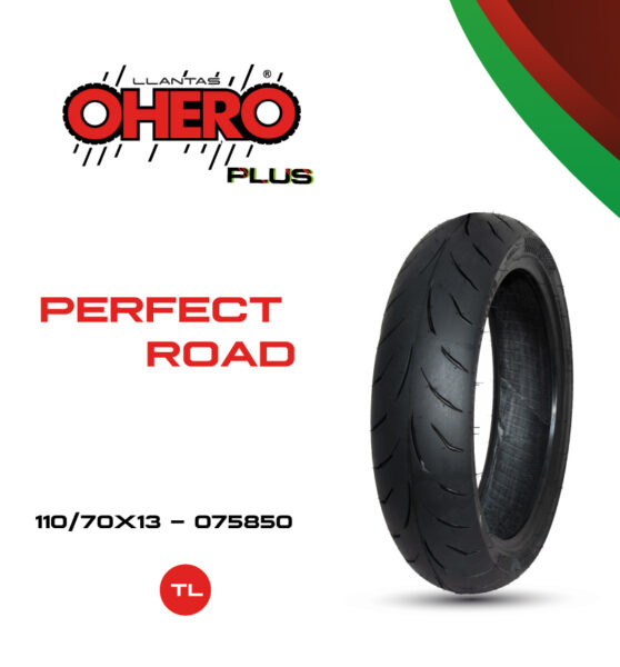 OHERO PLUS – PERFECT ROAD